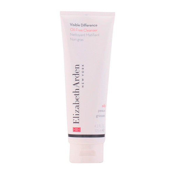 Elizabeth Arden - VISIBLE DIFFERENCE oil-free cleanser 125 ml