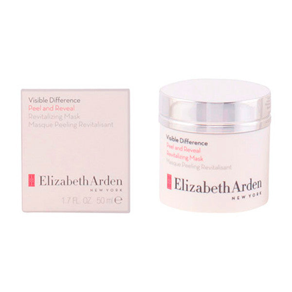 Elizabeth Arden - VISIBLE DIFFERENCE peel & reveal revitalizing mask 50 ml