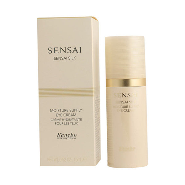Kanebo - SENSAI SILK moisture supply eye cream 15 ml