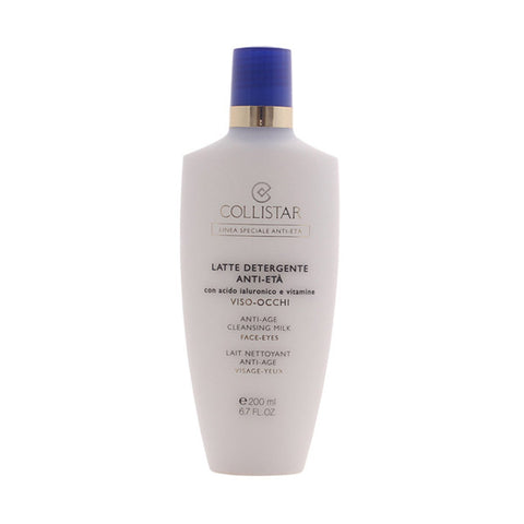 Collistar - ANTI-AGE cleansing milk face & eyes 200 ml