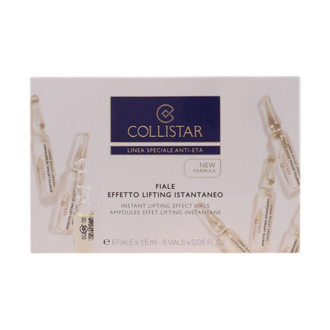 Collistar - ANTI-AGE vials boosted effect 6 x 1.5 ml