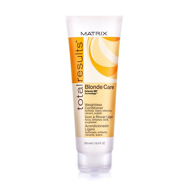 Matrix - TOTAL RESULTS BLONDE CARE weightless conditioner 250 ml