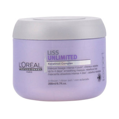 L'Oreal Expert Professionnel - LISS UNLIMITED mask 200 ml