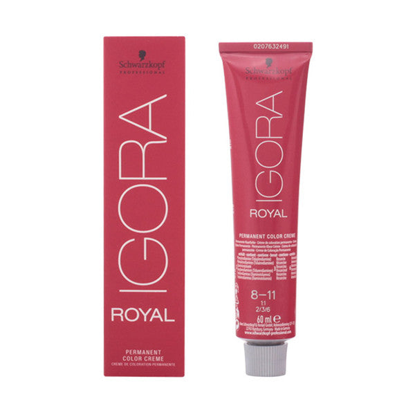 Schwarzkopf - IGORA ROYAL color creme 8-11 03/13 60 ml