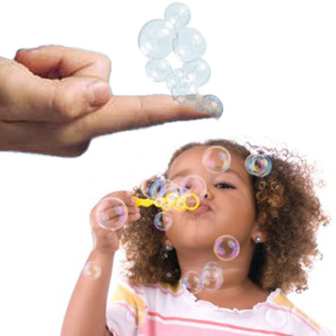 Catch A Bubble Soap Bubble Blower