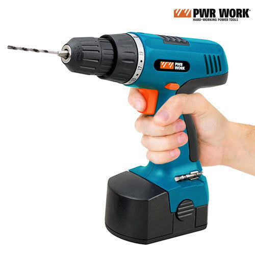 PWR Work Cordless Drill
