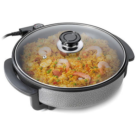 Tristar PZ2964 Multifunctional Electric Saucepan 40cm