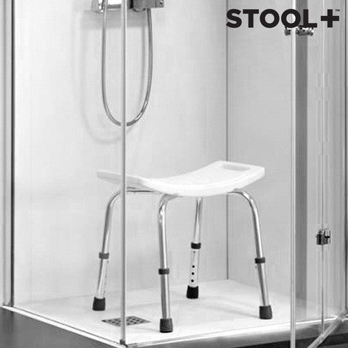 Stool+ Shower Stool