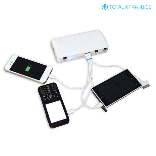 Total Xtra Juice Power Bank Starthjælp