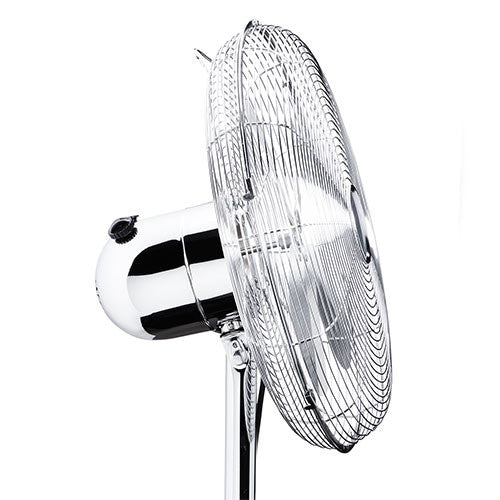Tristar VE5951 Chrome Pedestal Fan