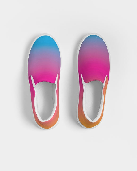 Sherbet Women's Slip-On Canvas Shoe - U-Tru