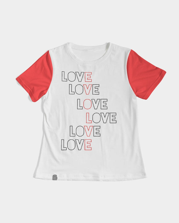 Love Evolution Women's Tee - U-Tru