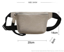 Load image into Gallery viewer, Fanny Pack Leather Bag