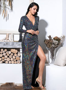 Limited Edition Metallic Dress