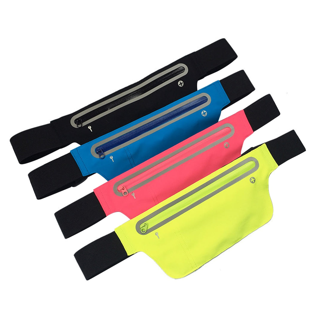Unisex Multi-function Cycling Running Waist Fanny Bag