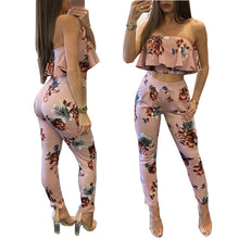 Load image into Gallery viewer, Floral Two Piece Set