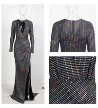Load image into Gallery viewer, Limited Edition Metallic Dress