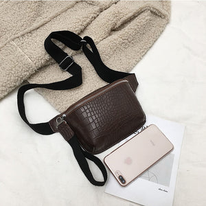 Fanny Pack Leather Bag