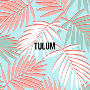 Tulum Skimpi Scoop Halter Top