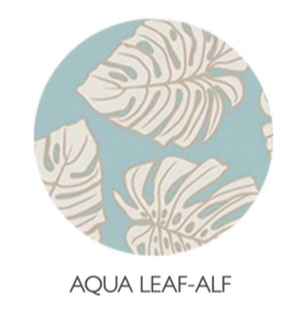 Aqua Leaf Hampton Brief