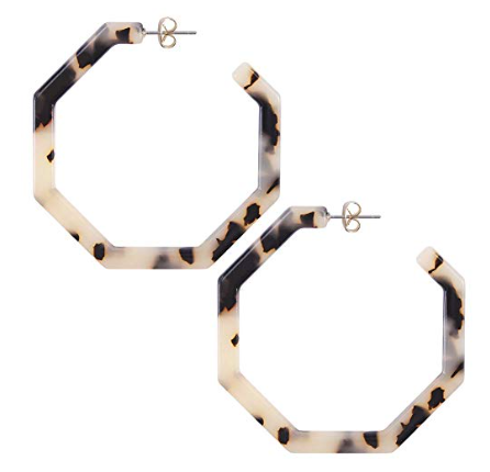 Cookie Octagon Hoops