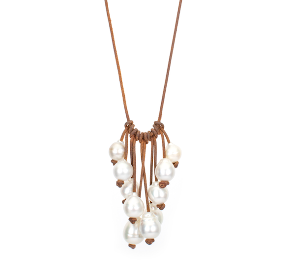 South Sea Waterfall Necklace