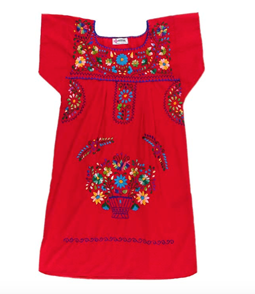 Pueblo Mini Dress (11 colors)