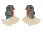 Rio Parrot Earrings (4 colors)