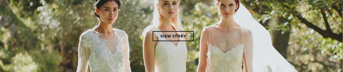 Natalie Chan Your Ethereally bridal wedding dress collection