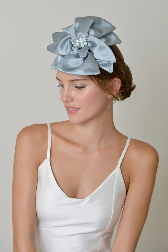 Blissful Beauty in Celadon Grey