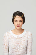 Charmed Wreath in Gold: PRE ORDER