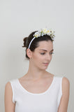 Blossoms and Rosebuds Headband