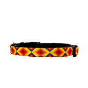 Sunflower Dog Collar