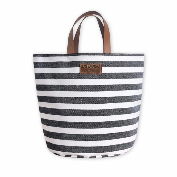 NEW! El Raul Luxury Tote with Leather Handles