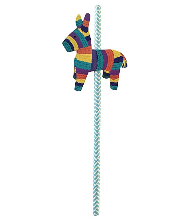 Fiesta Party Straws (Set of 32)