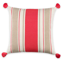 Load image into Gallery viewer, Cabana Stripe Pillow