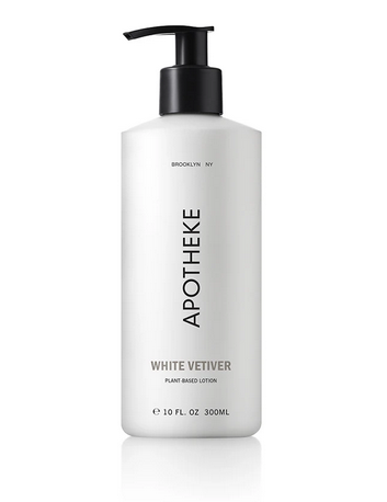 White Vetiver Lotion
