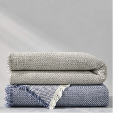 Load image into Gallery viewer, Oxford Cotton-Wool Throw
