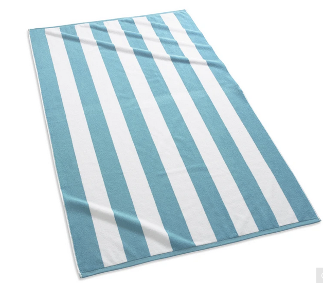 Cabana Stripe Beach Towel
