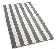 Load image into Gallery viewer, Cabana Stripe Beach Towel