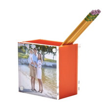 Load image into Gallery viewer, Photo Pen Holder