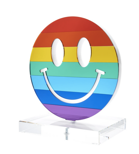 Rainbow Mirror stand-alone