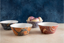Load image into Gallery viewer, Library Marble Bowls Set of 4