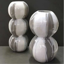 Load image into Gallery viewer, Double Sphere Vase