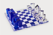 Load image into Gallery viewer, Acrylic Chess Set