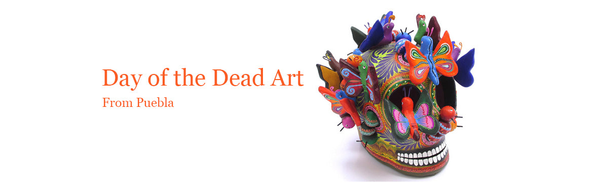 Ceramics and clay folk art from Mexicos best artists