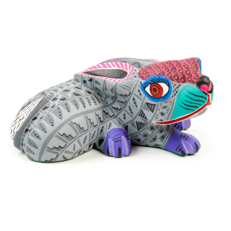 Rabbit - Oaxacan Alebrije Wood Carving