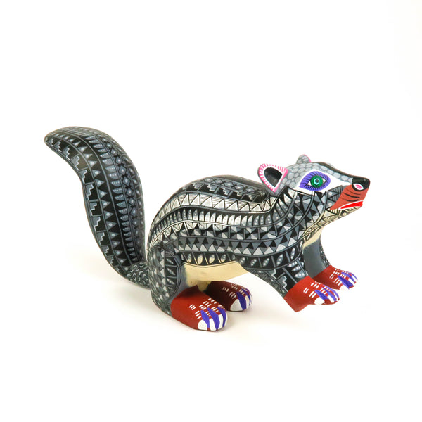 Squirrel - Oaxacan Alebrije Wood Carving