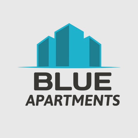 BlueApartments.com is for sale!  Brandable domain name at 99launch.com
