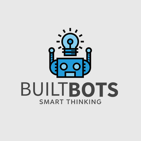 BuiltBots.com | is for sale!  Brandable domain name at 99launch.com